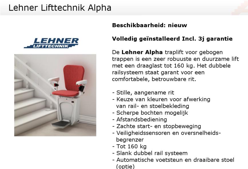Lehner Alpha