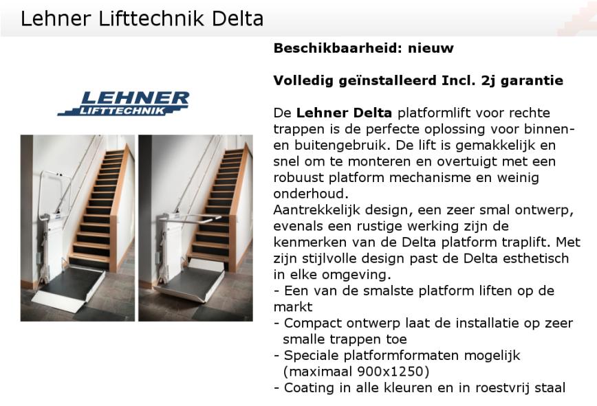 Lehner Delta