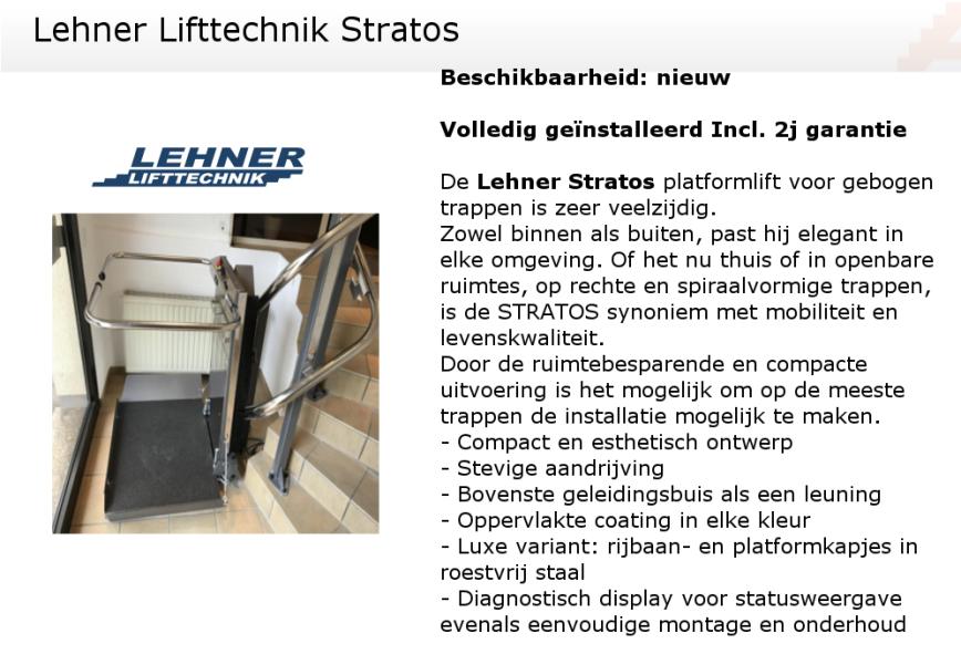 Lehner Stratos